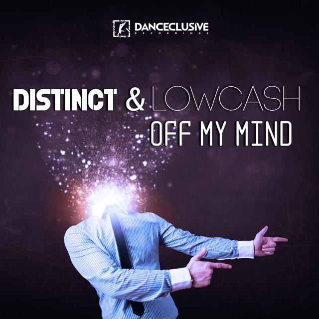DCL113 Distinct & Lowcash - Off My Mind